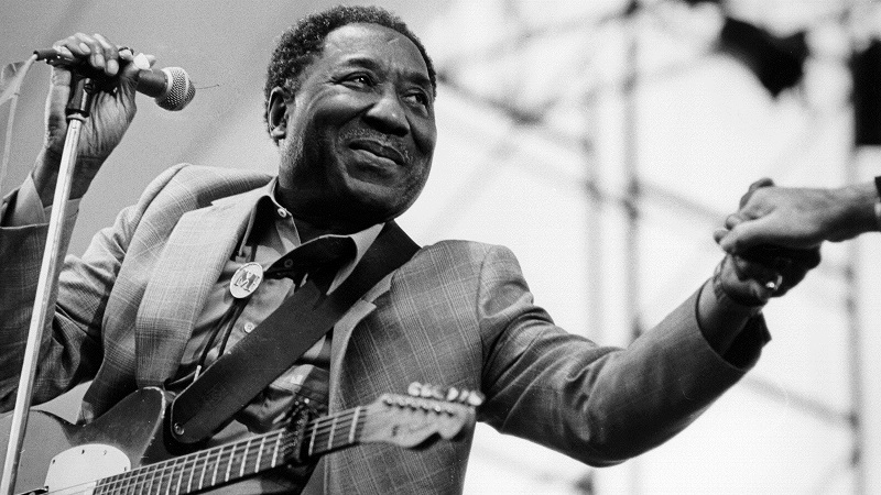 Muddy Waters: sound достроен
