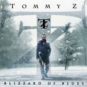 "Tommy Z ""Blizzard Of Blues"" 2016"