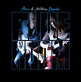 "Ana & Milton Popovic ""Blue Room"" 2015"