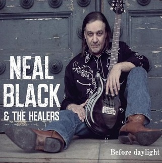 Neal Black & The Healers  «Before Daylight»  2014