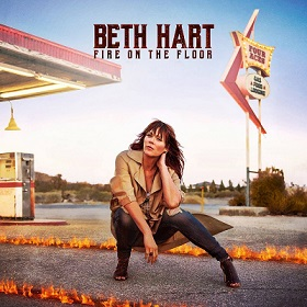 Beth Hart «Fire On The Floor» 2016