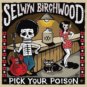 "Selwyn Birchwood ""Pick Your Poison"" 2017"