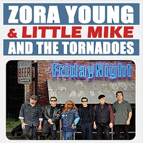 "Zora Young & Little Mike and Tornadoes ""Friday Night» 2015"