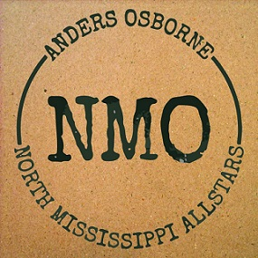 "Anders Osborne & North Mississippi Allstars ""Freedom & Dreams"" 2015"