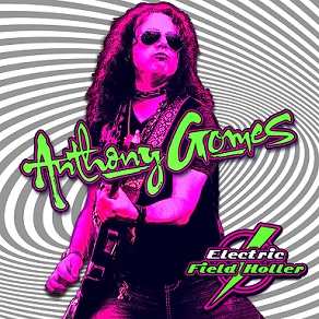 "Anthony Gomes ""Electric Field Holler"" 2015"