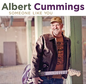 "Albert Cummings ""Someone Like You"" 2015"