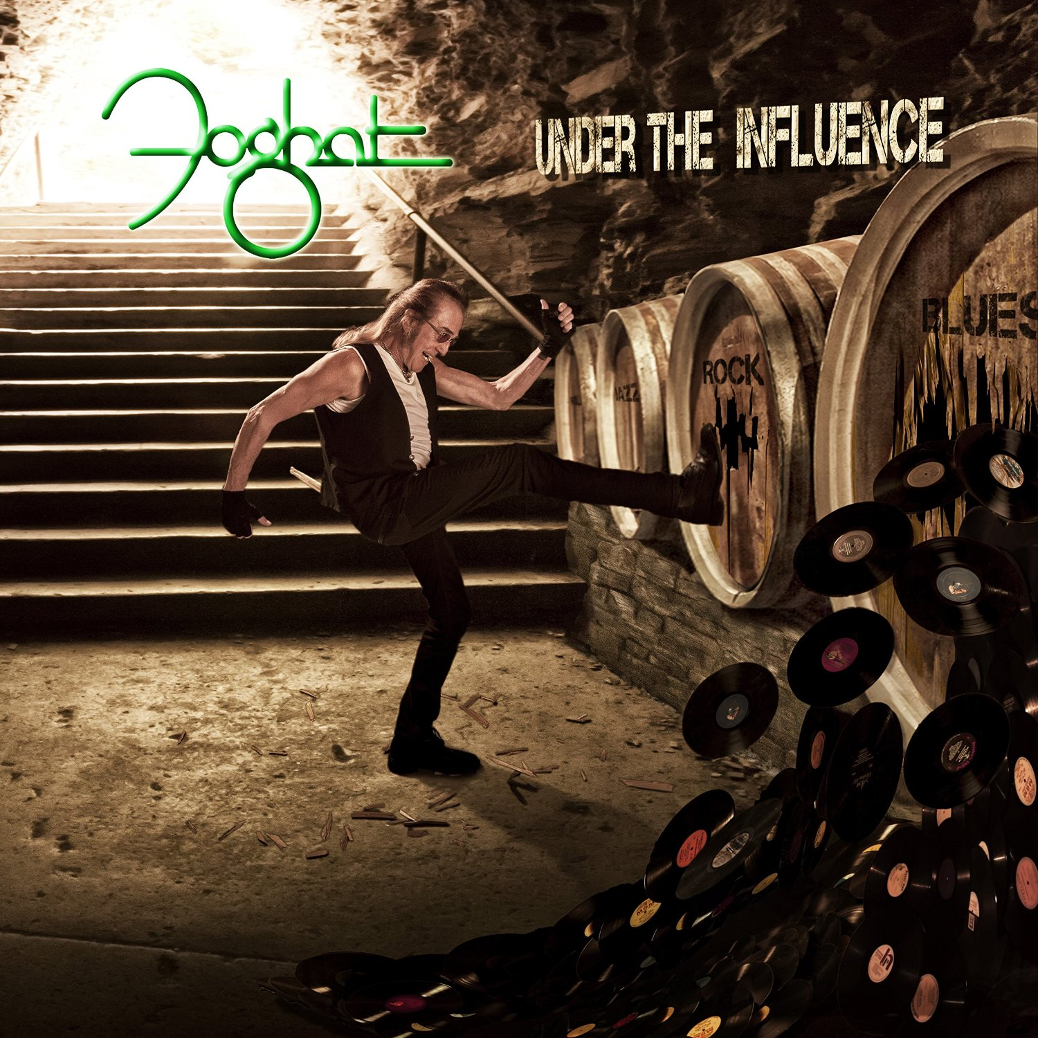 Foghat «Under The Influence» 2016