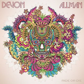 "Devon Allman ""Ride or Die"" 2016"