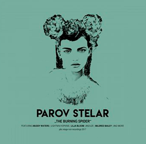 "Parov Stelar ""The Burning Spider"" 2017"