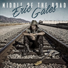 "Eric Gales ""Middle of the Road"" 2017"