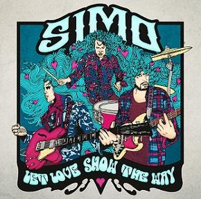 "SIMO ""Let Love Show The Way"" 2016"