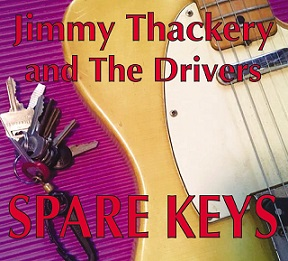 Jimmy Thackery and The Drivers: 50 х 50