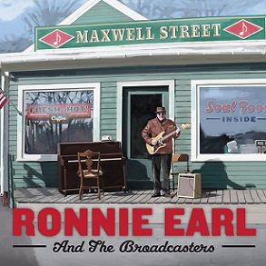 Ronnie Earl & the Broadcasters: продолжение