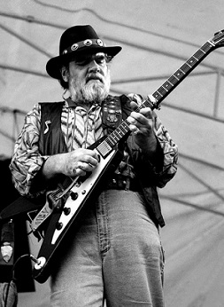 Умер Lonnie Mack