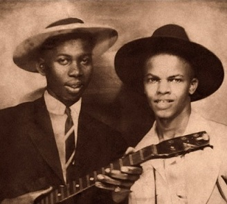 Robert Johnson ненастоящий
