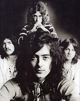 Led Zeppelin в кино
