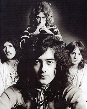 Led Zeppelin в кино