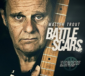 "Walter Trout ""Battle Scars"" 2015"