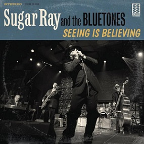 Sugar Ray & The Bluetones «Seeing Is Believing» 2016
