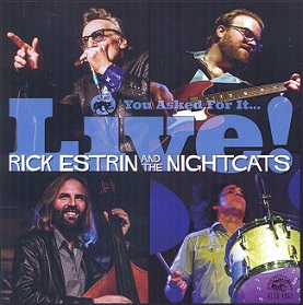 "Rick Estrin and The Nightcats  ""You Asked For It...Live!"" 2014"