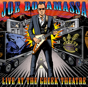 Joe Bonamassa «Live At The Greek Theatre» 2016