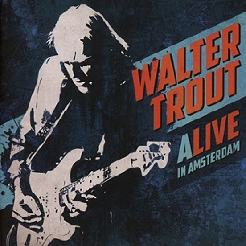 Walter Trout «Alive In Amsterdam» 2016