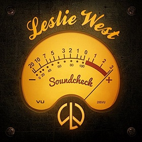 Leslie West «Soundcheck» 2015