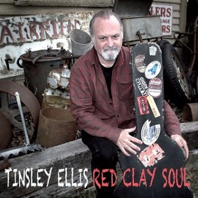 Tinsley Ellis «Red Clay Soul» 2016
